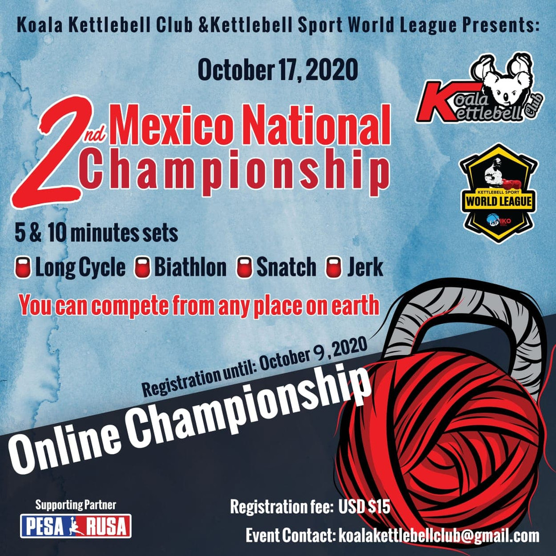 2nd Mexico National Championship