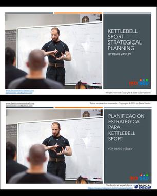KB Sport strategical planning class