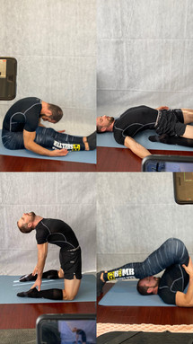 Stretching and Mobility class via Zoom