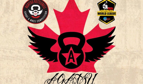 Agatsu Canadian National Kettlebell Sport and Mace Championships