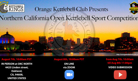Northern California Open KB Sport Competition