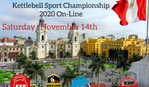 III Latin American Kettlebell Sport Championship 2020
