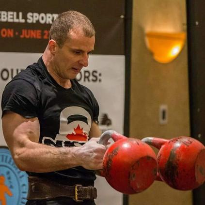 Niagara Kettlebell Sport Open 2015