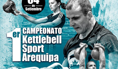 1er Campeonato Kettlebell Sport Arequipa 2021