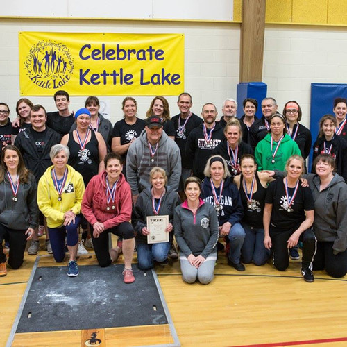 Ballistic Bells & Cali Fitness 5th annual Online Kettlebell meet