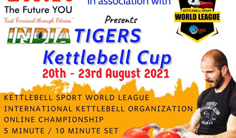 India Tigers Kettlebell Cup 2021