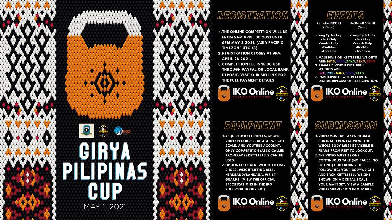 Girya Pilipinas Cup 2021