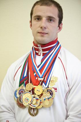 Denis Vasiliev, Multiple World Champion