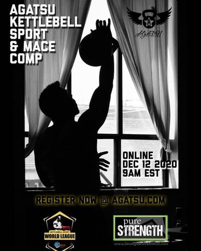 AGATSU KB Sport & Mace Competitions