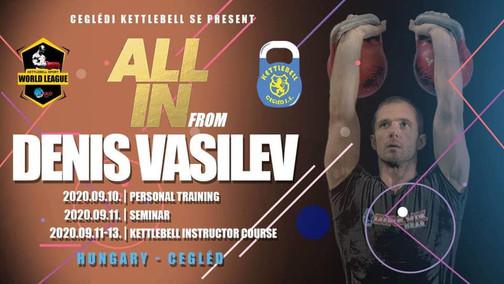 All in From Denis Vasilev