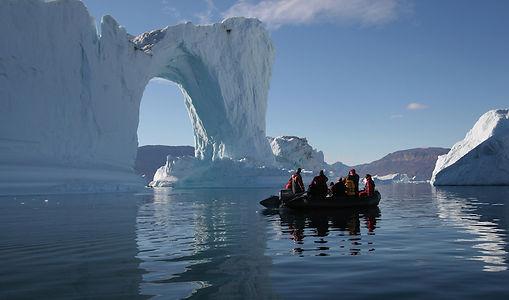 Vortragsbild_Oceanwide Kajking Groenland