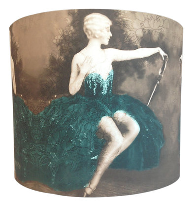 Ballarina lampshade SOLD OUT/ORDERS TAKEN