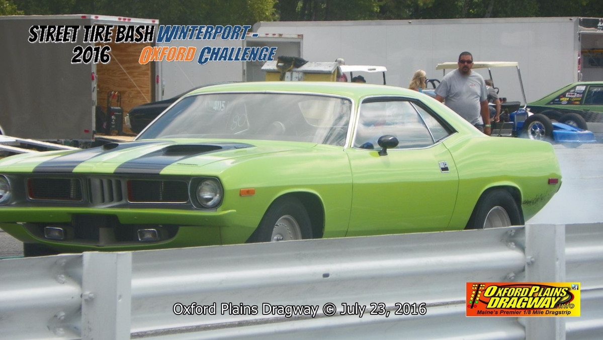 C And H Tire >> Oxford Plains Dragway | STREET TIRE BASH 2016 & WINTERPORT ...