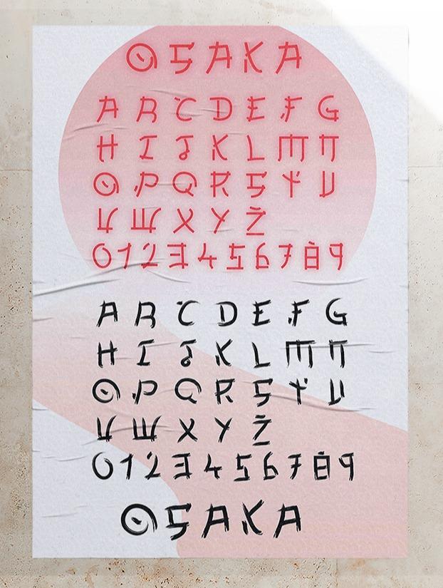 Présentation typographie