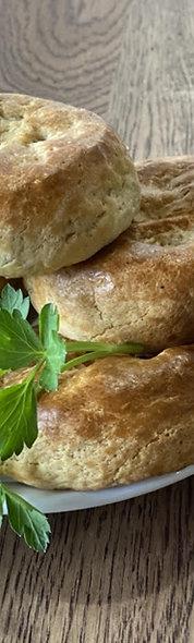 Potato Knish