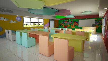 Manipal International School - A/C Classrooms