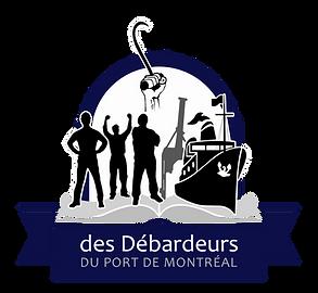 Logo Atelier d'histoire des débardeurs du port de Montréal