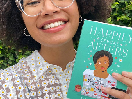 BOOK REVIEW: HAPPILY EVER AFTERS