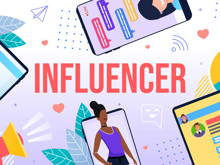 FASHION INFLUENCERS: FROM TRENDSETTERS TO PROMOTERS