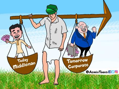 The Politics of Farm Laws