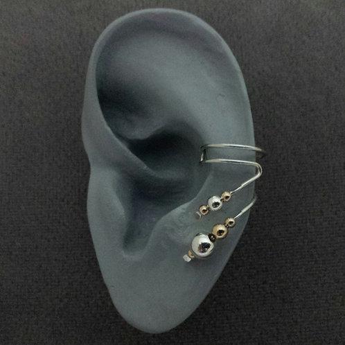 Ear Cuff Style D