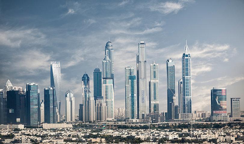 Architectural Exterior Photography Dubai Marina