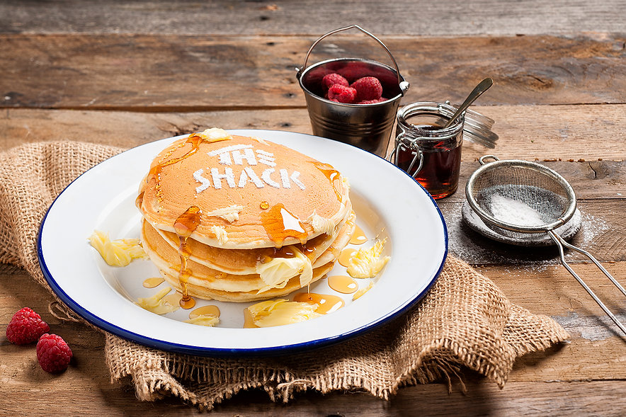 professional Pancake Photograph