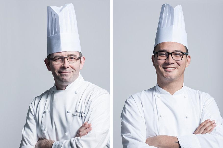 Intercontinental Chefs Portrait Photogra