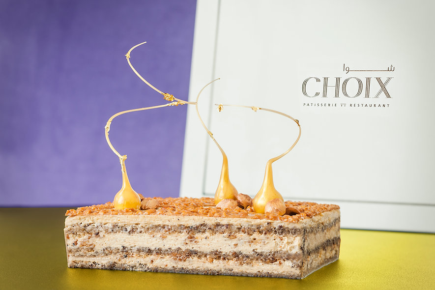 Choix Patisserie Cake