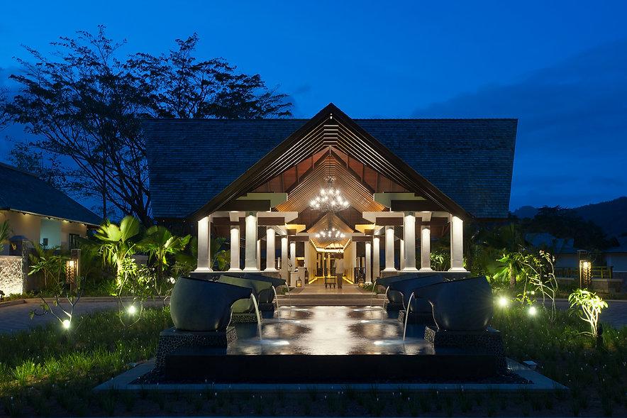 H Resort Architectural  Exterior