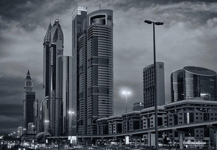 Architectural Exterior Photography Carlton Tower Dubai