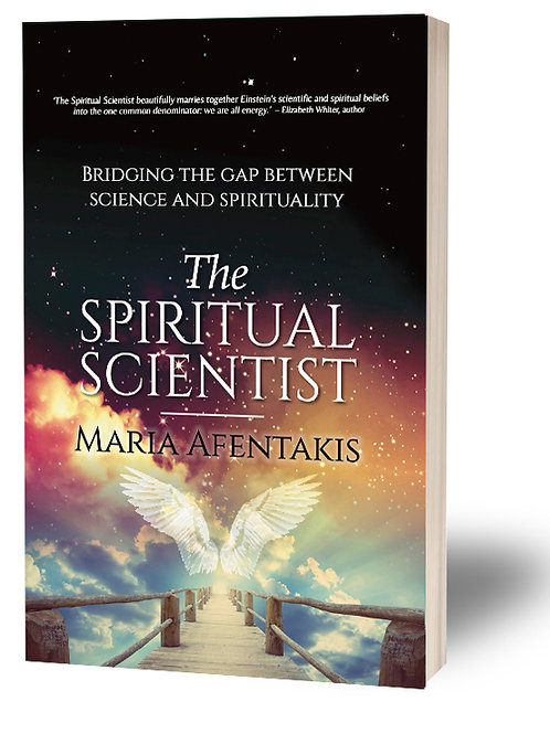 THE SPIRITUAL SCIENTIST BOOK