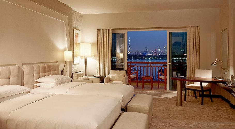 Park Hyatt Hotel Interior Dubai UAE