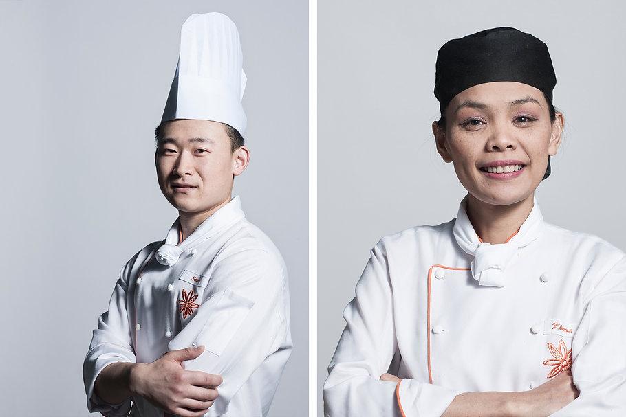 Professional Chef Portrait photography D