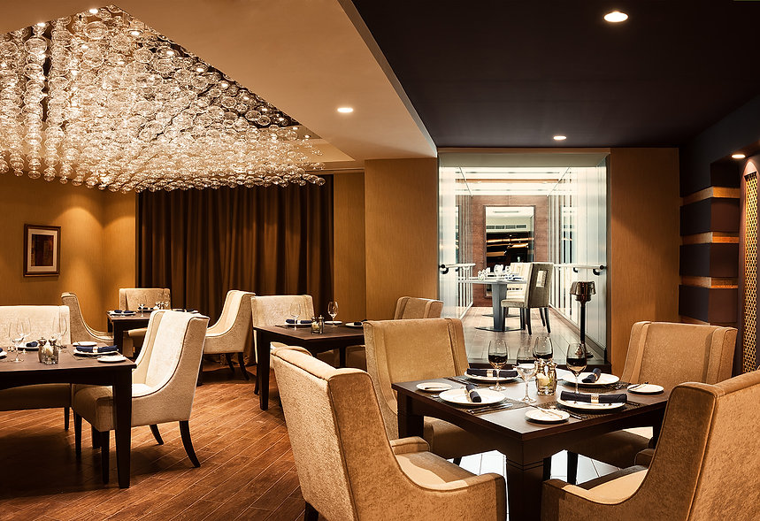 Restaurant Interior Calton Tower Hotel.jpg
