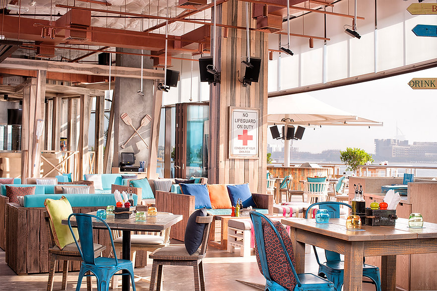 Photography Restaurant Interior