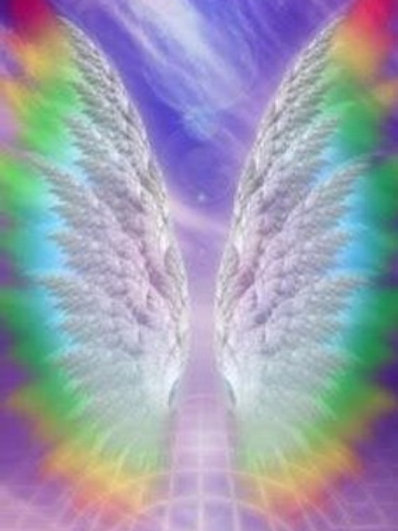 Angelic reiki session