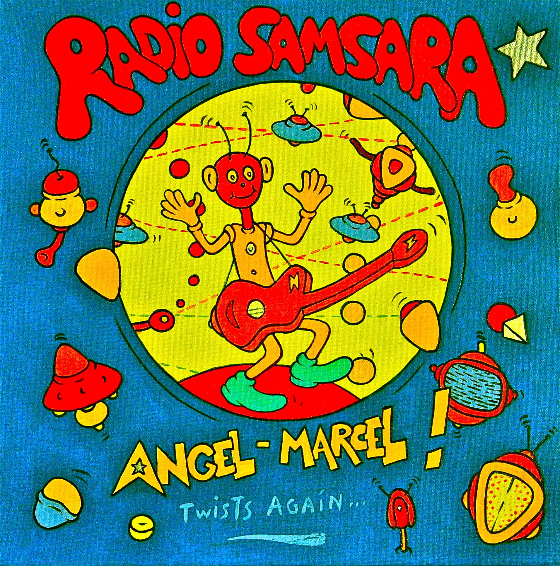 Radio-Samsara (30x30)