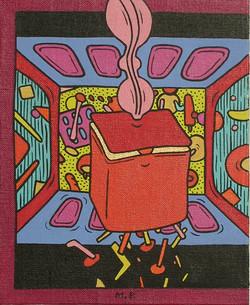Magic Box (27x22)