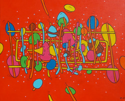 Music Of The Spheres (38x45)