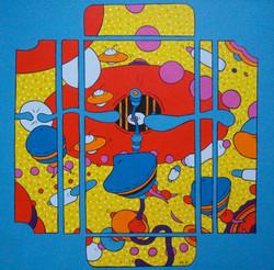 Les Apparences Sont Trompeuses (50x50)