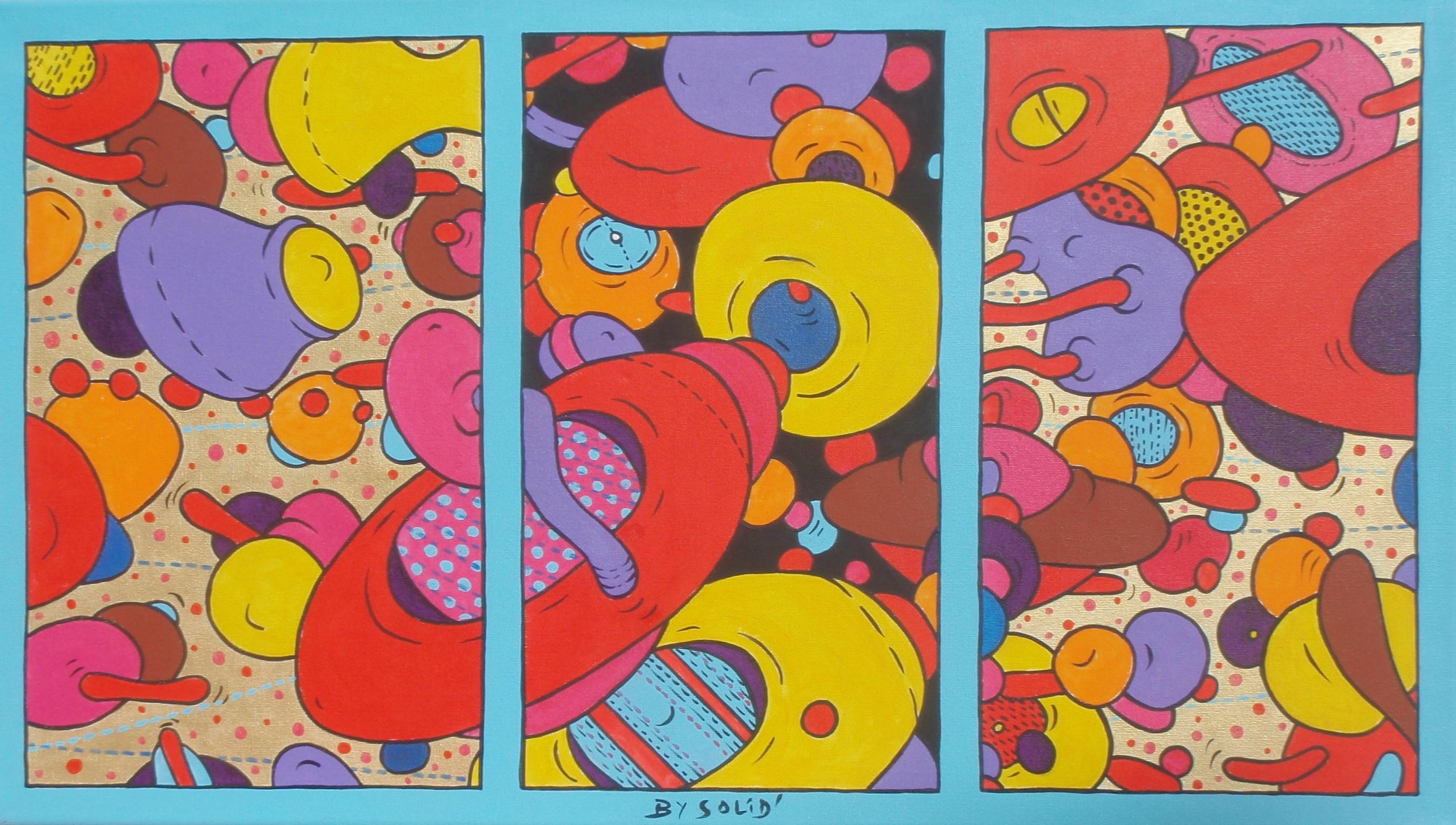 CosmicTripTic (40x70)
