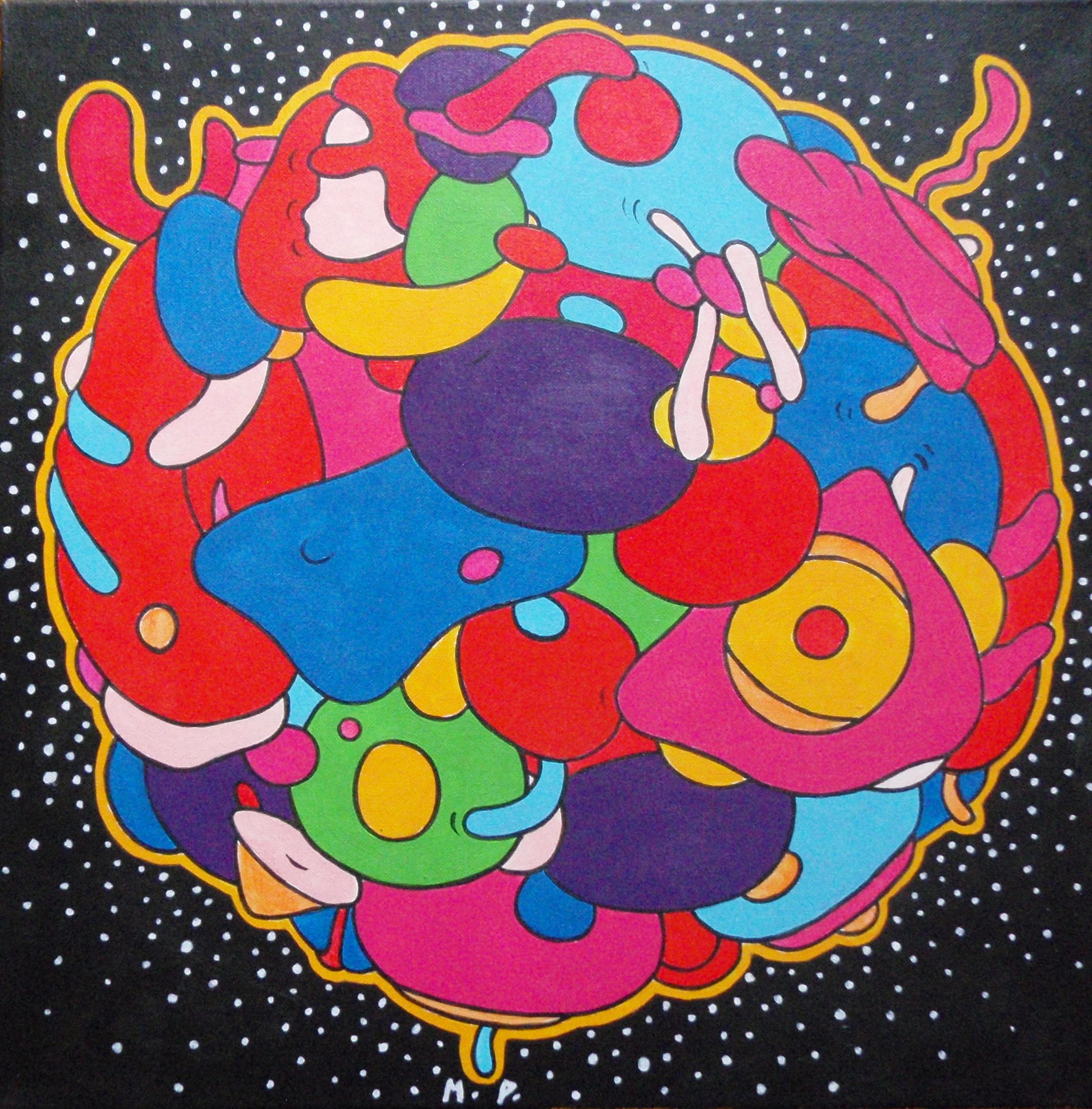 Mini-Univers (40x40)