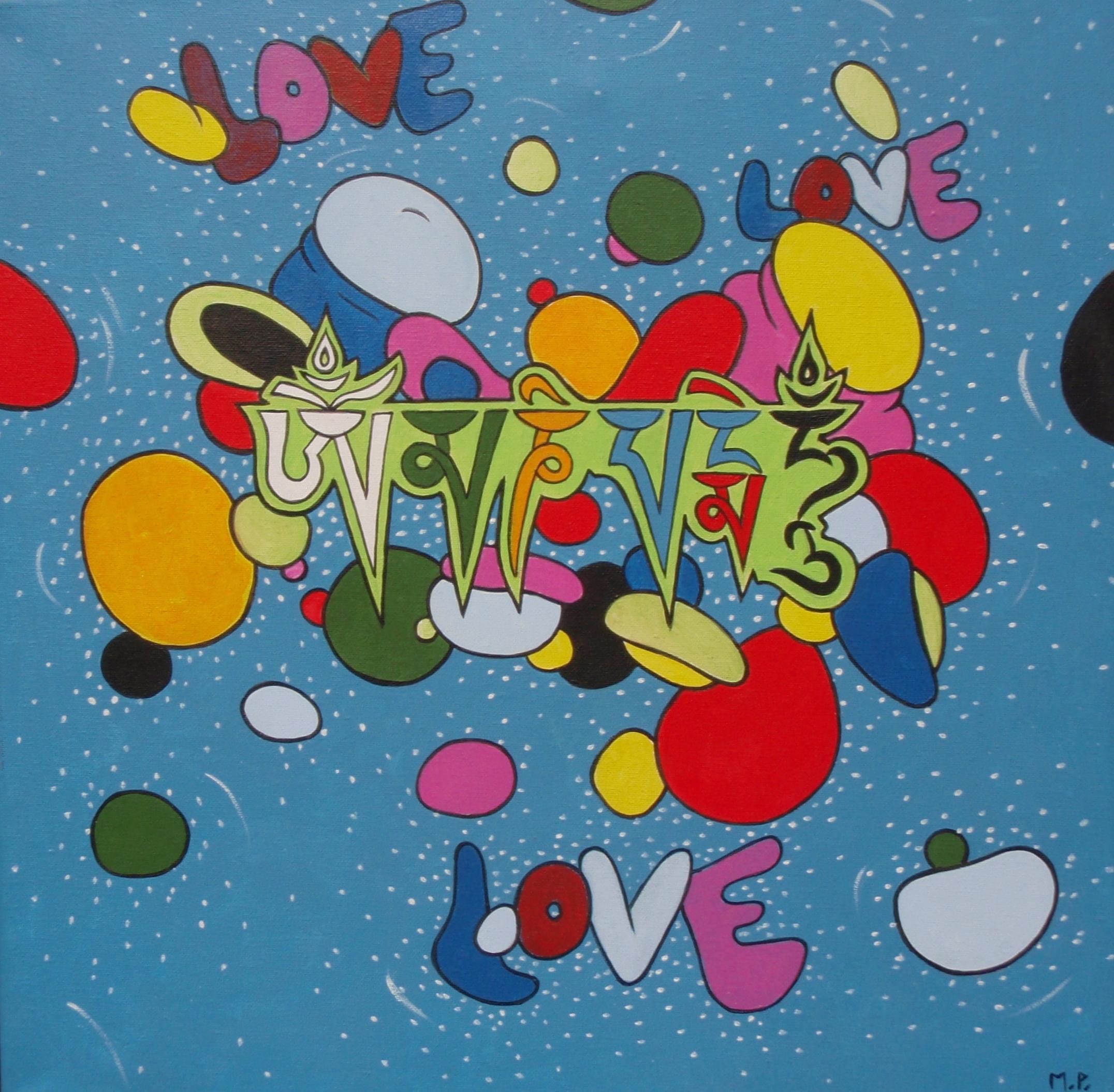 Love!......(40x40)