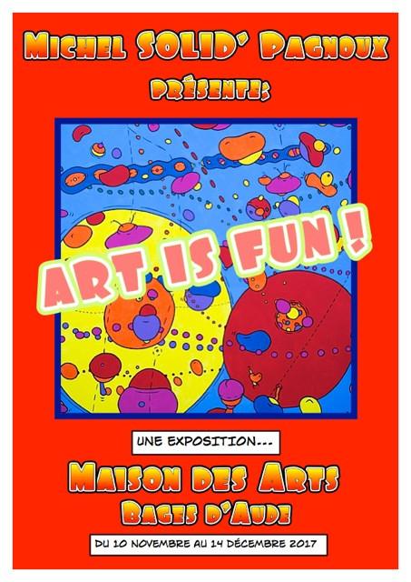 ART IS FUN !