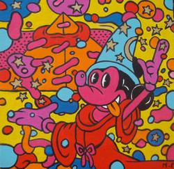 Magic Mickey (20x20)
