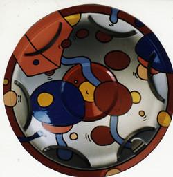 Cosmic Wheel. (diam.40)
