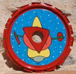 Space Vehicule (30cm)