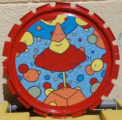 Cap'tain California Wheel (30cm)