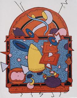 Art Sacré, fin du 20° siècle (40x3